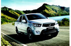 Ssangyong Actyon Sports Pickup Modelljahr 2017