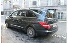 Ssanyong Rodius Taxi Irland 2012