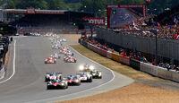 Start - 24h-Rennen Le Mans 2017 - Samstag - 17.6.2017