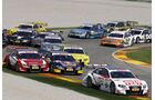 Start DTM Valencia 2011
