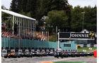Start - Formel 1 - GP Belgien 2018