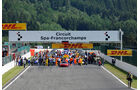 Start - Formel 3 EM 2014 - Spa-Francorchamps