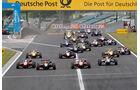 Start - Formel 3 EM - Budapest
