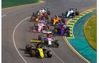 Start - GP Australien 2019
