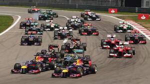 Start GP Deutschland 2013
