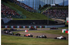 Start - GP Italien 2017