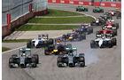 Start - GP Kanada 2014