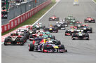 Start - GP Korea 2013