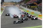 Start - GP Spanien 2014