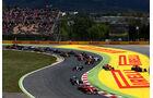 Start - GP Spanien 2017