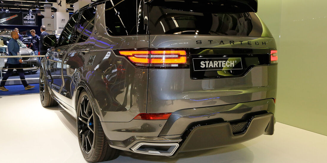 Startech Land Rover Discovery
