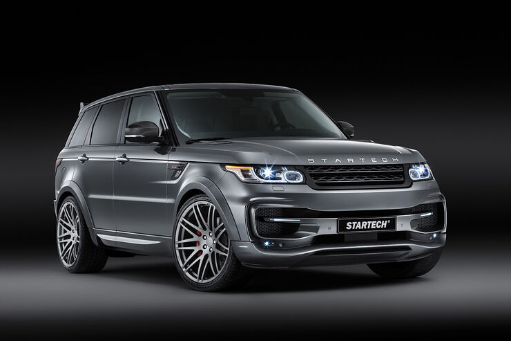 Startech,Range Rover,Widebody,Kit,Front