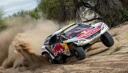 Stephane Peterhansel - Rallye Dakar 2017