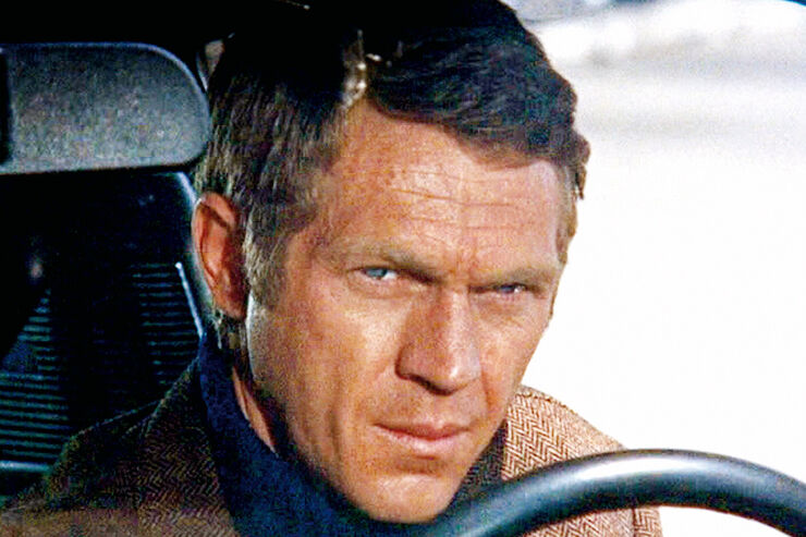 Steve McQueen, Portrait