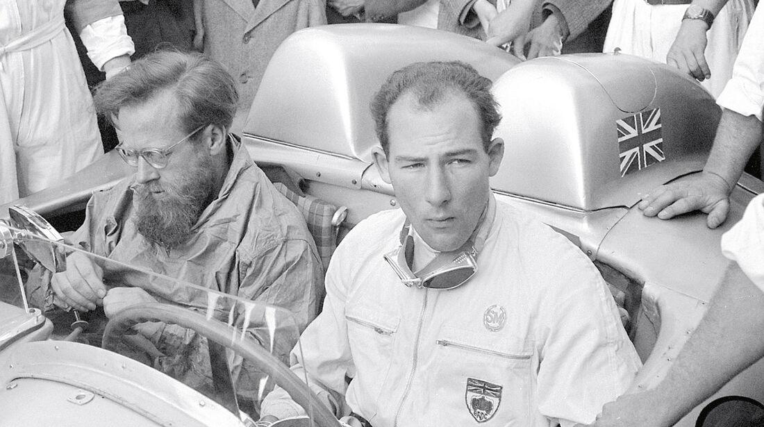 Stirling Moss, Jenkinson