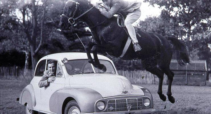 Stirling Moss zum 80. Geburtstag