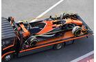 Stoffel Vandoorne - Formel 1 - GP Bahrain 2017