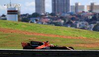 Stoffel Vandoorne - McLaren - Formel 1 - GP Brasilien - 10. November 2017