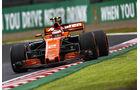 Stoffel Vandoorne - McLaren - Formel 1 - GP Japan - Suzuka - 6. Oktober 2017