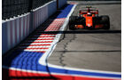 Stoffel Vandoorne - McLaren - Formel 1 - GP Russland - Sotschi - 29. April 2017