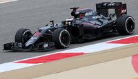 Stoffel Vandoorne - McLaren - GP Bahrain - Formel 1 - 1. April 2016