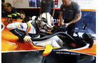 Stoffel Vandoorne - McLaren - GP Belgien - Spa-Francorchamps - Formel 1 - 25. August 2017