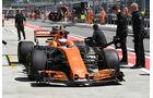 Stoffel Vandoorne  - McLaren - GP Russland - Sotschi  - Formel 1 - 28. April 2017