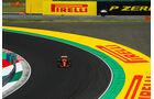 Stoffel Vandoorne - McLaren-Honda - GP Ungarn 2017 - Budapest - Qualifying