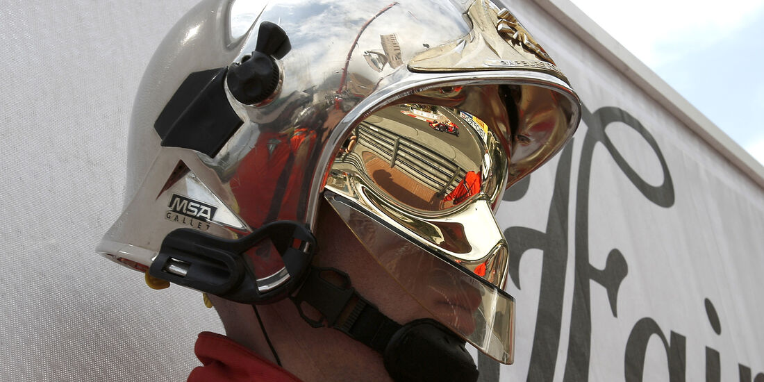 Streckenposten - Formel 1 - GP Monaco - 25. Mai 2017