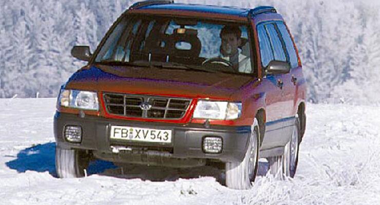 Subaru Forester 2.0 GX