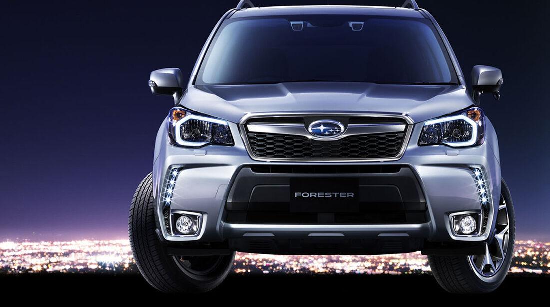 Subaru Forester Japan