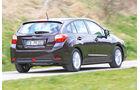 Subaru Impreza 1.6i Comfort, Heckansicht