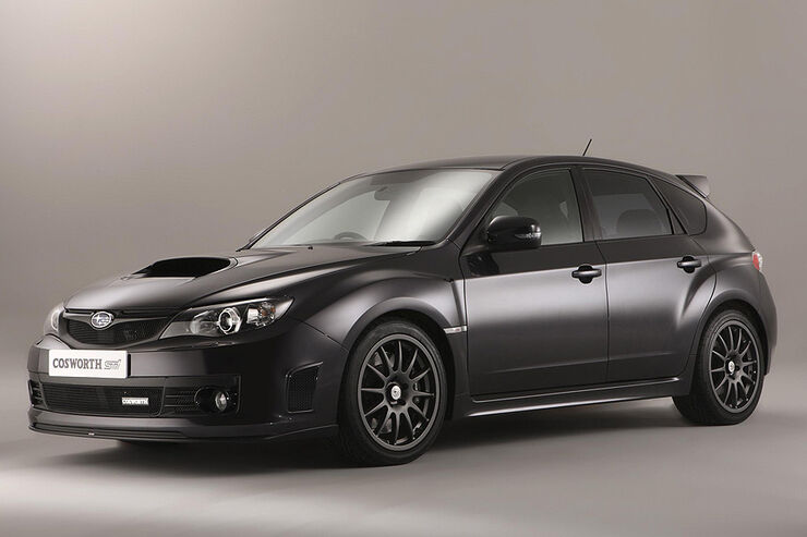 Subaru Impreza Cosworth STI CS400