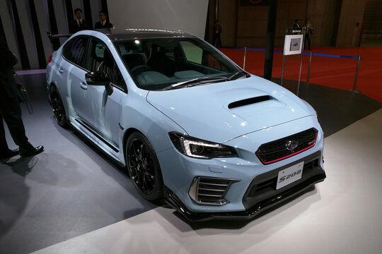 Subaru Impreza Future Sport Concept
