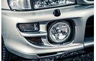 Subaru Impreza GT Turbo, Seitenansicht