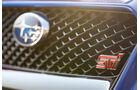 Subaru WRX STI, Typenbezeichnung, Emblem