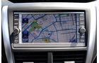 Subaru WRX STi, Infotainment, Touchscreen