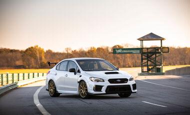 2020 Subaru Forester Turbo, STI, Hybrid >> Subaru Neuvorstellungen & Erlkönige - auto motor und sport