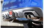 Subaru WRX Sti, Auspuff, Endrohre