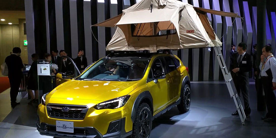 Subaru XV Future Adventure Concept