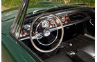 Sunbeam Alpine, Cockpit, Lenkrad