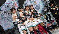 Super GT - Fuji 2018 - Race Queens