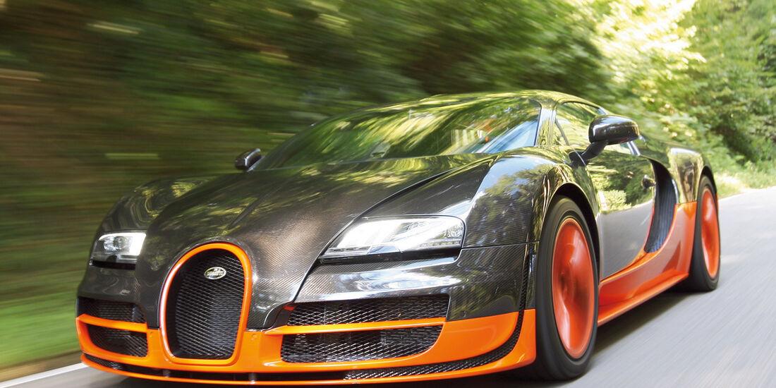 Supersportler, Bugatti Veyron 16.4 Super Sport