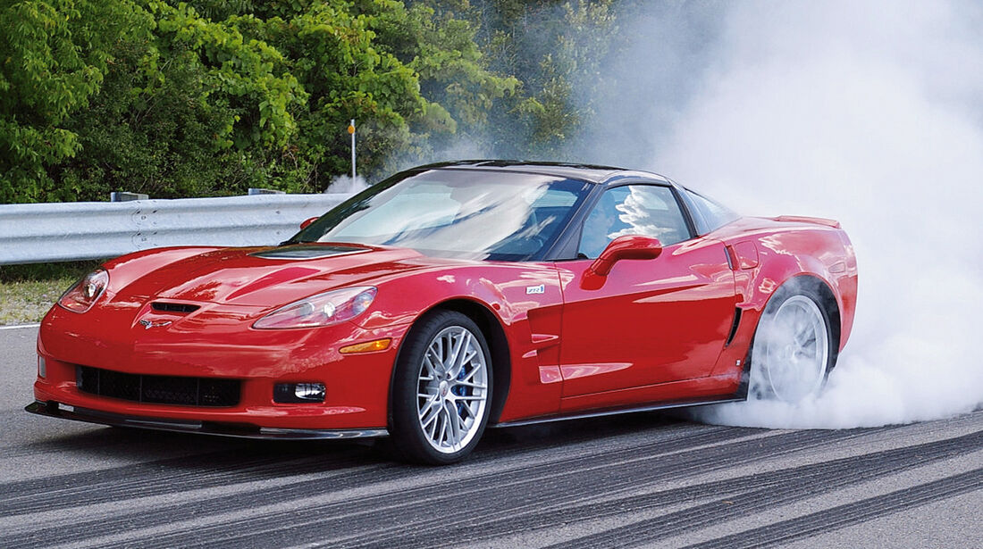 Supersportler, Chevrolet Corvette ZR1
