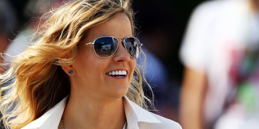 Susie Wolff - Formel 1 - GP Japan - 12. Oktober 2013