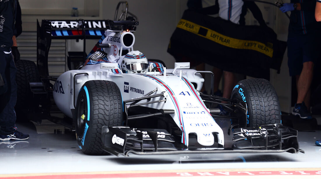 Susie Wolff - Williams - Formel 1 - Test - Spielberg - 23. Juni 2015