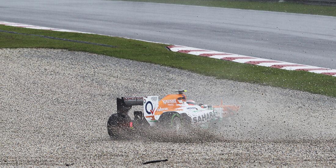 Sutil GP Malaysia 2013