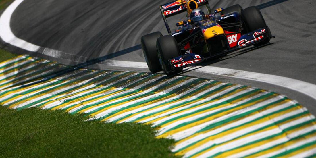 Sutil Schumacher GP Brasilien 2010
