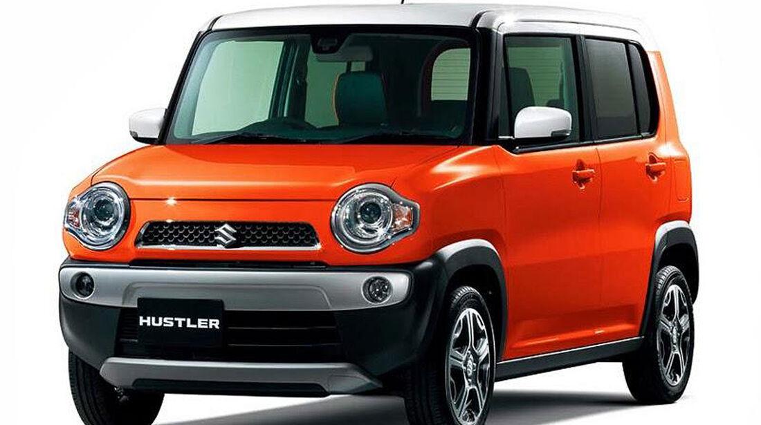 Suzuki Hustler Tokyo 2013