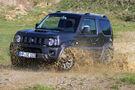 Suzuki Jimny 2015 im Einzeltest